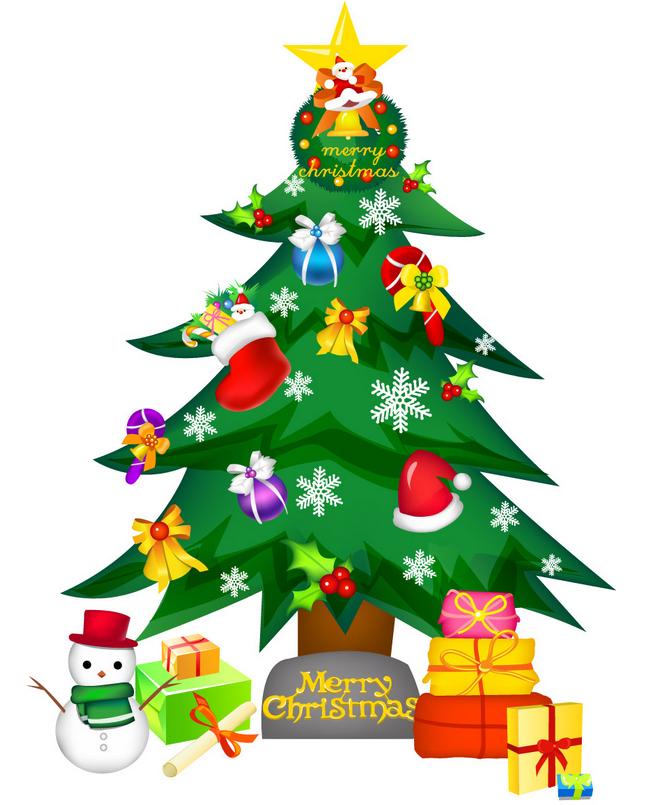 作文素材:圣诞节庆祝传统礼物